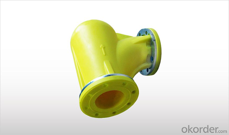 EXTRABEND Anti-Wear Pipe Elbows