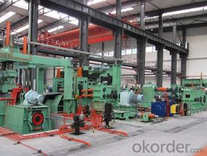 Slitting Line With Best Quality Best Price