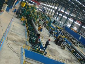 Φ219~Φ711 CFOE mill roll forming machine