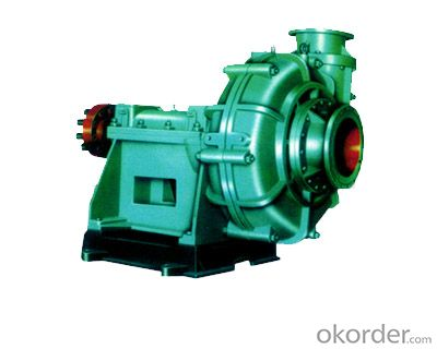 Industry slurry pump/centrifugal pump for power plant  CNBM From China
