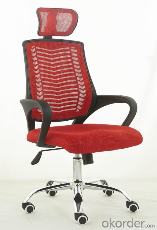 Fabric Chair Mesh Fabric Chair Stacking PU Office Chairs CN1402T