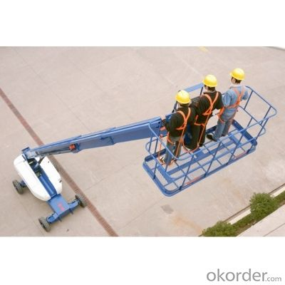 Telescopic Boom Lift-GTBZ20