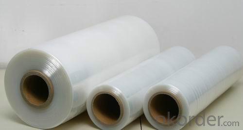 PET tensil fil with aluminum foil application