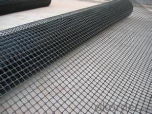 Polyester Geogrid Coating PVC for Road Protection