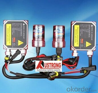 H13 Auto Lighting System Xenon Bulbs Headlight