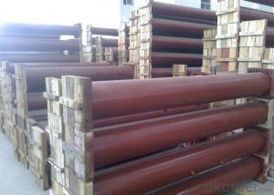PUMPING CYLINDER(SANY ) I.D.:DN180  CR. THICKNESS :0.25MM-0.3MM     LENGTH:1530MM