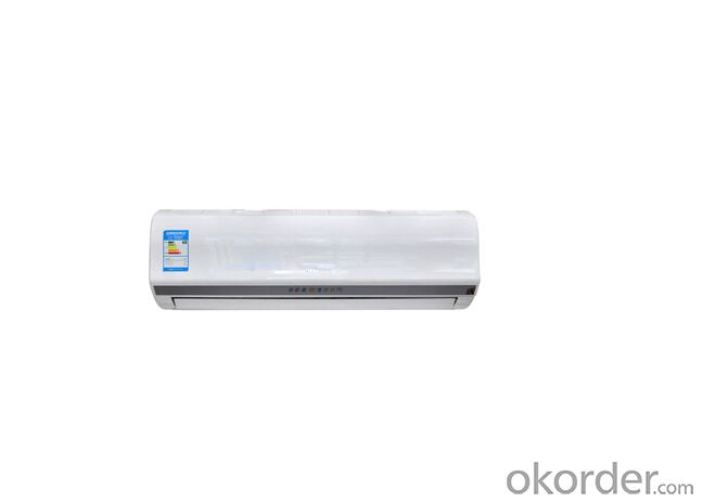 Hidden Display Wall Mounted Split Air Conditioner 9000BTU 12000BTU