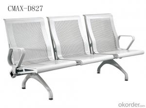 3- Seater Modern Design Waiting Chair  with Competitive Price CMAX-D827