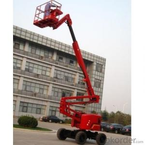 Articulated Boom Lift GTZZ15
