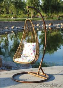 Swing Chair Outdoor Hanging Patio Furniture CMAX-CX007