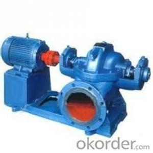Centrifugal farm irrigation deep suction water pump