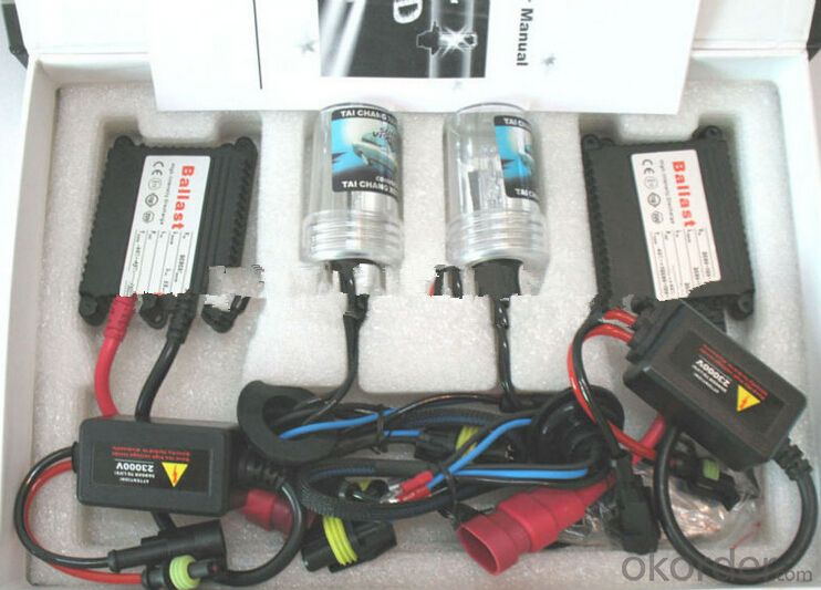 Hid Kit Auto Lighting System Xenon-Halogen Series