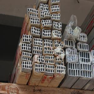 Anodized Aluminium Square Tubes used on Furniture