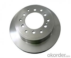 Top quality auto spare parts brake disc for Mercedes Benz w203