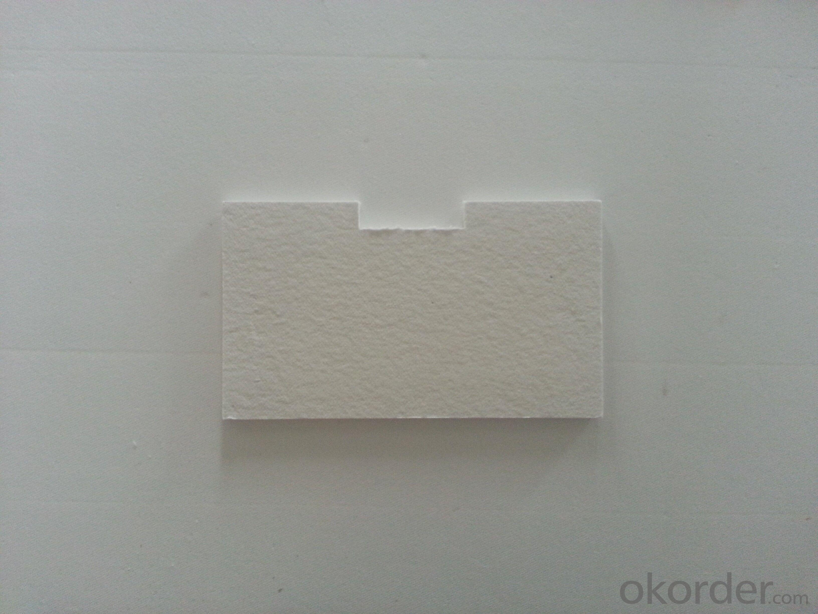 hot water heater used ceramic fiber board