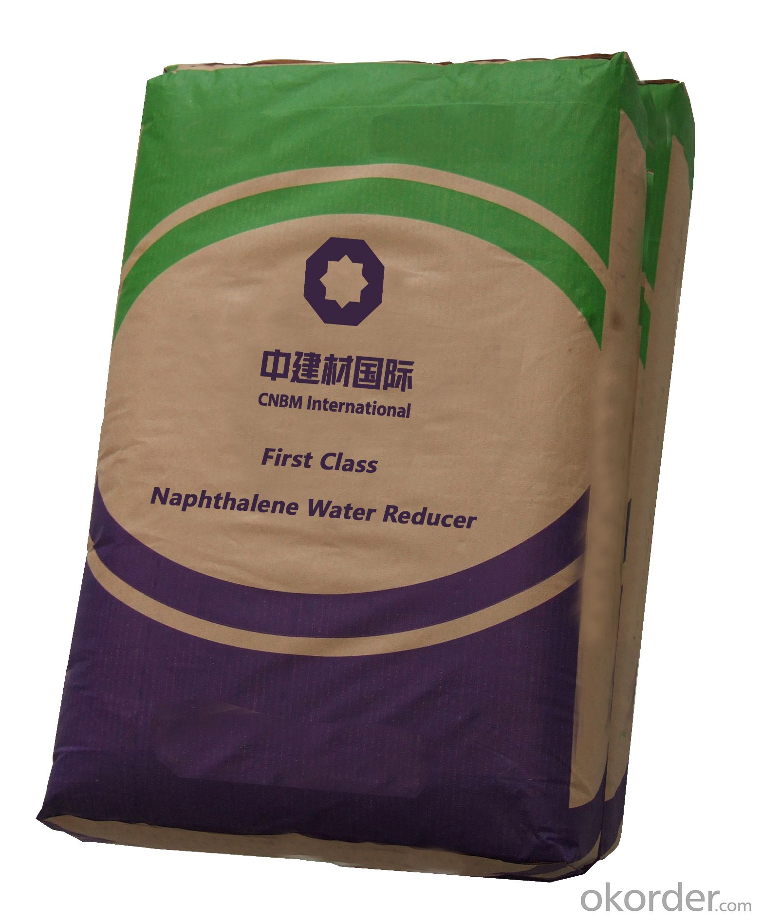 High concentration superplasticizer Naphthalene sulfonate formaldehyde