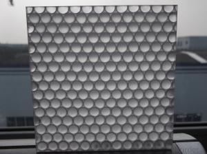 PMMA Honeycomb Sheet with Aluminum Core