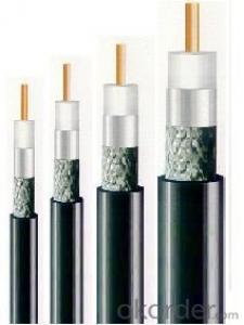 RG Series Vesicant Polyethylene Insulated Coaxial Cable