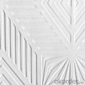 Gypsum Ceiling Board PVC Laminated 975 for Hot Sale