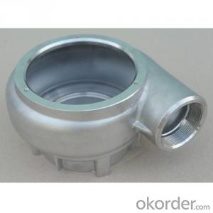 Shell NO.4 Pump Accessories in investment casting