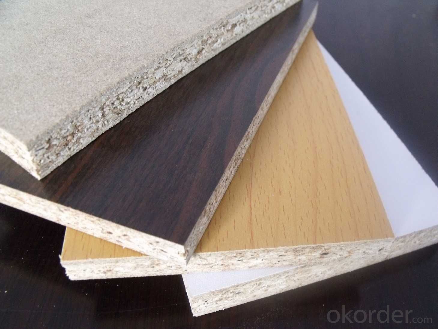 Melamine Faced Particle Board for Furniture
