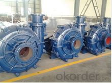 Slurry Pump for Mining Process  with High Quality