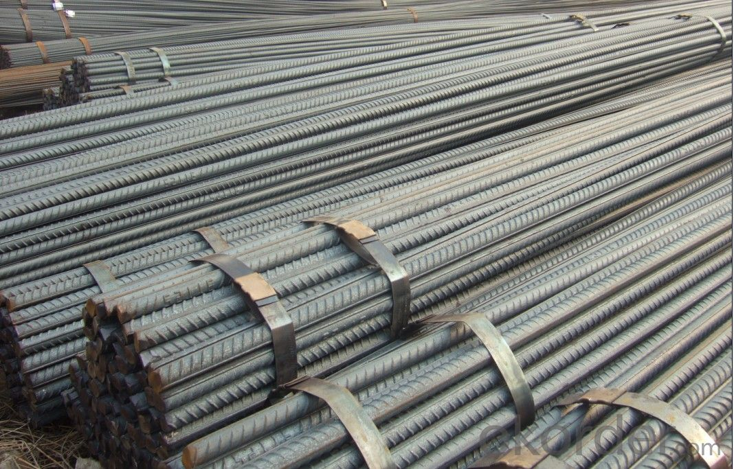 Deformed Steel Rebar Straight High Quality