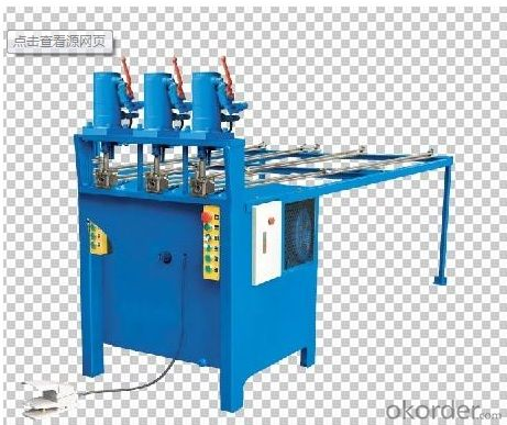 Good mesh punching machine CNBM from China