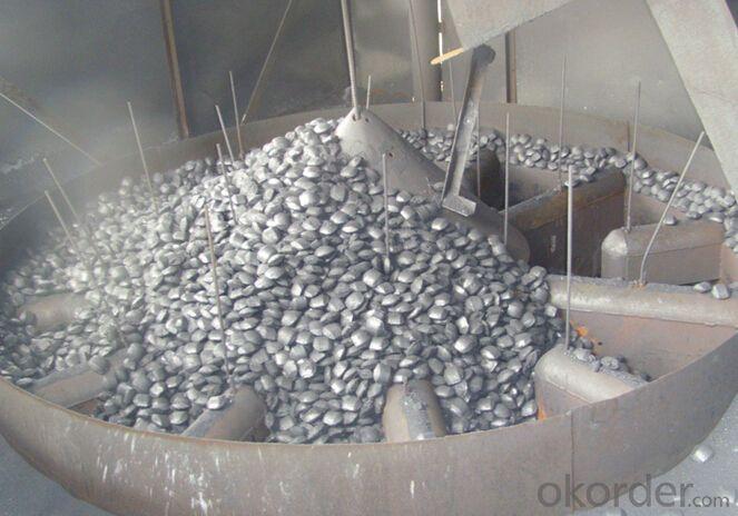 Carbon Briquette Export to Janpan Market 2015