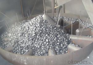 Carbon Briquette Export to Janpan Market 2015