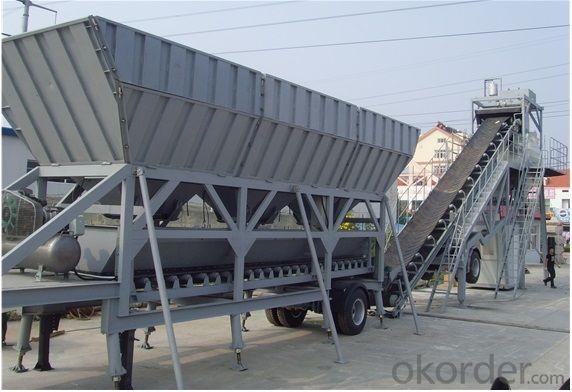 Modular Concrete Batching Plant manufacturer