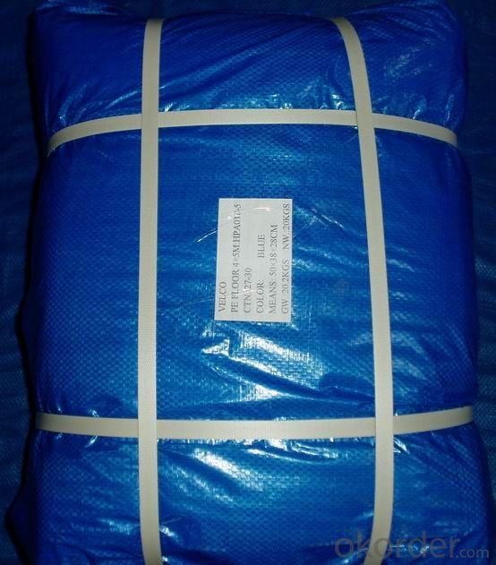 Tarpaulin, heavy duty trented poly tarps