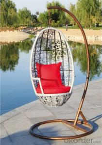 Rattan Egg Leisure Couple Chair Patio Furniture CMAX-CX002