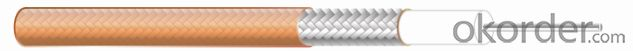 SFF Series Of Solid Fluoroplastic Insulated RF Coaxial Cable