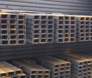 Hot Rolled Channel Steel Module of GB JIS Standard