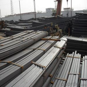 Cold Rolled Drawn Slit Cutting Steel Flat Bar for Re-Selling