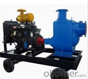 Self-priming Portable Diesel Pump  with High Quality