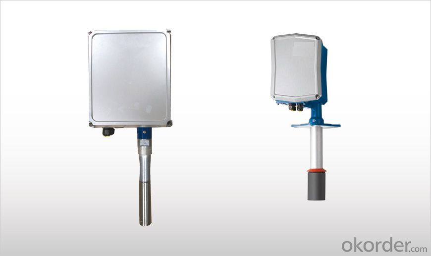 Continuous Level Measurement System ILS