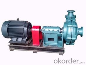 Mining sand dredging gravel electric dredge pump