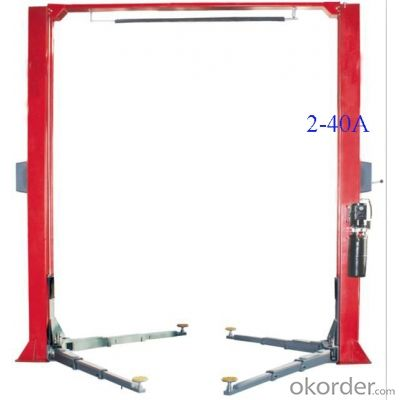 QJ-Y-2-40A Auto Car Lift