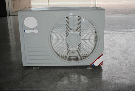 Air Conditioner Outdoor Metal Parts Air Conditioning Fitting