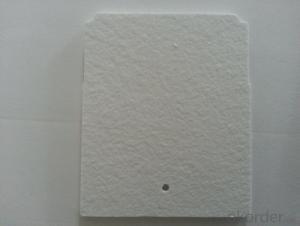 Insulating board for hot water heater used at home