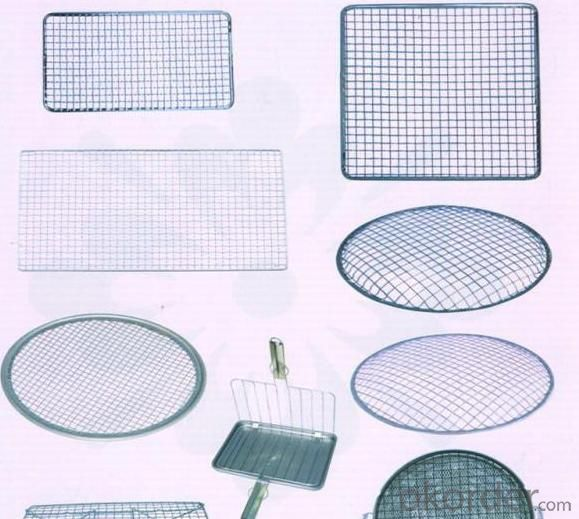Barbecue Net Metal Net for Processing and Hotel