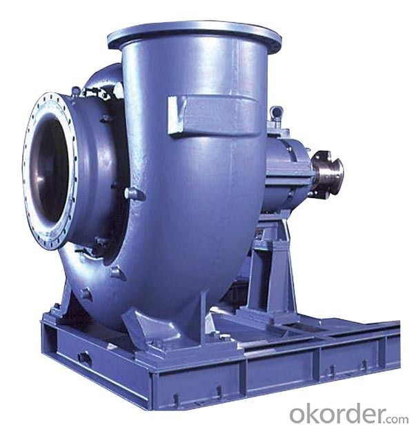 New type serial vertical desulfurization pump