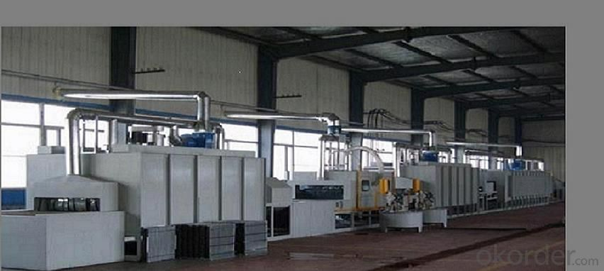 Aluminum Brazing Furnace CNBM from China