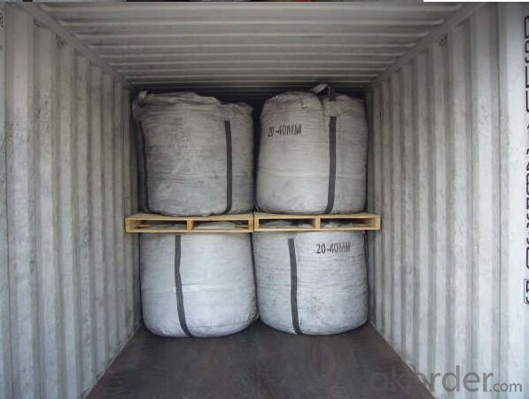 Calcined Anthracite Coal FC 90-95% for Steelmaking