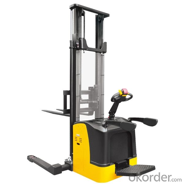 Electric Drum Stacker (Power Lifting &Single-Stage)