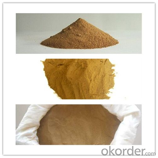 Calcium Lignosulfonate condensate chemical additives