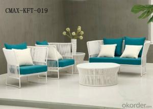Rattan Outdoor Furniture with Competitive Price CMAX-KFT-019
