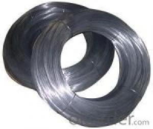 Galvanized Iron Wire Black Annealed Wire with High Quality and Factory Price